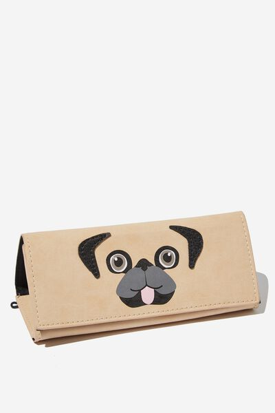 Sunglasses Case, NOVELTY PUG