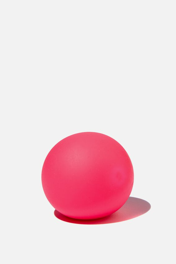 Gum Ball Squishy, PINK