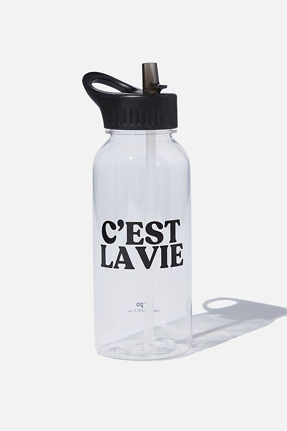 Drink It Up Bottle, C EST LA VIE