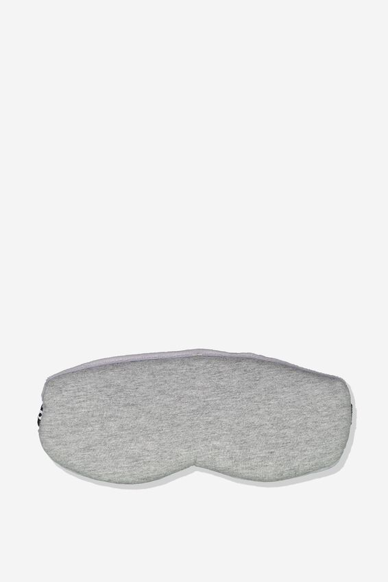 Total Block Out Eyemask, GREY MARLE