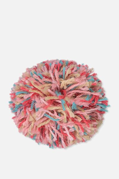 Personalised Pom Pom, MULTI KNIT