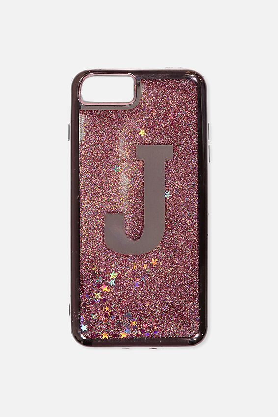 Shake It Phone Case 6, 7, 8 Plus, ROSE GOLD J