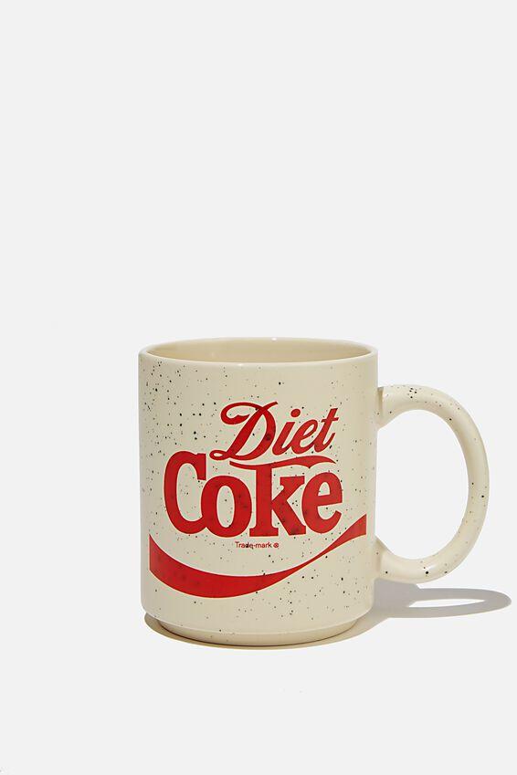 Coca Cola Daily Mug, LCN COK DIET COKE