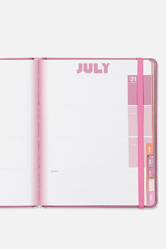 2020 Essential Diary, GIRL POWER ICON