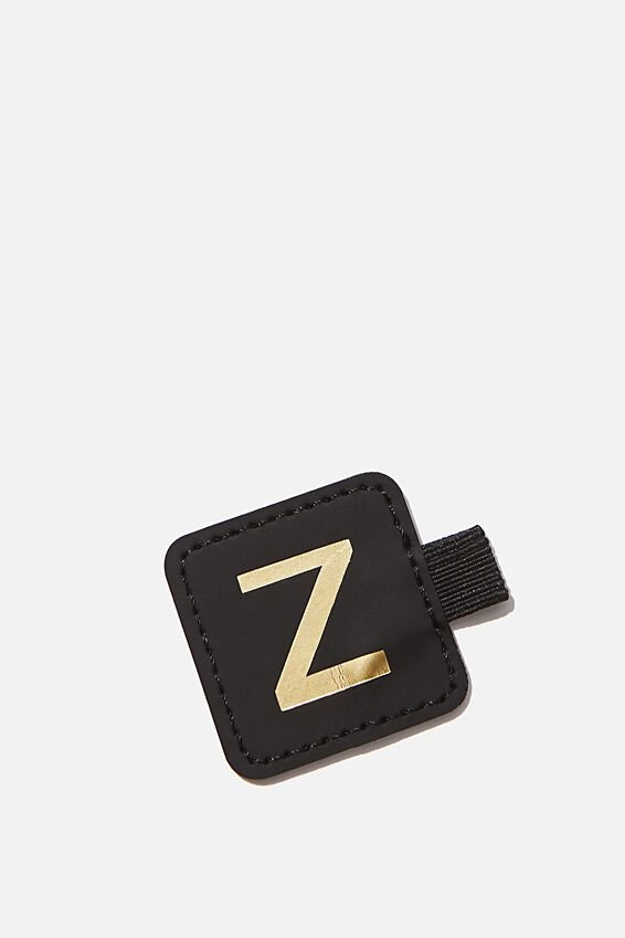 Pen Loop Sticker, BLACK Z