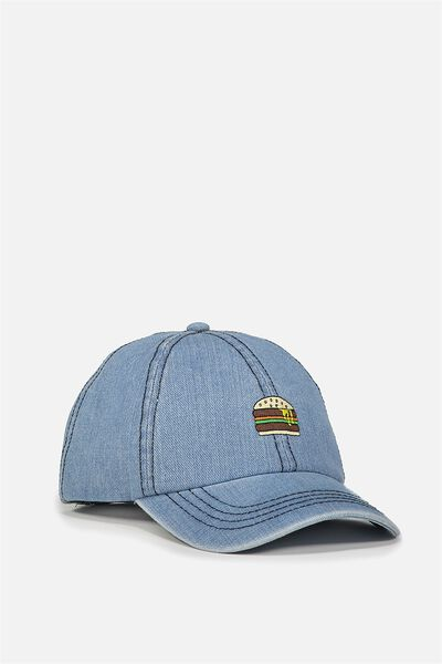 Novelty Caps, CHAMBRAY BURGER
