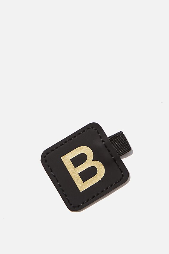 Pen Loop Sticker, BLACK B
