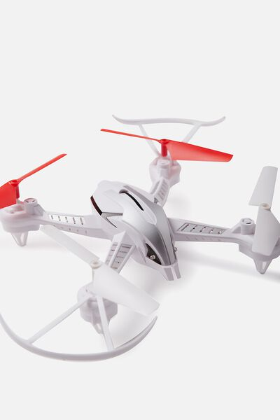 Shadow Drone, WHITE