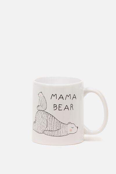 Anytime Mug, MAMA BEAR