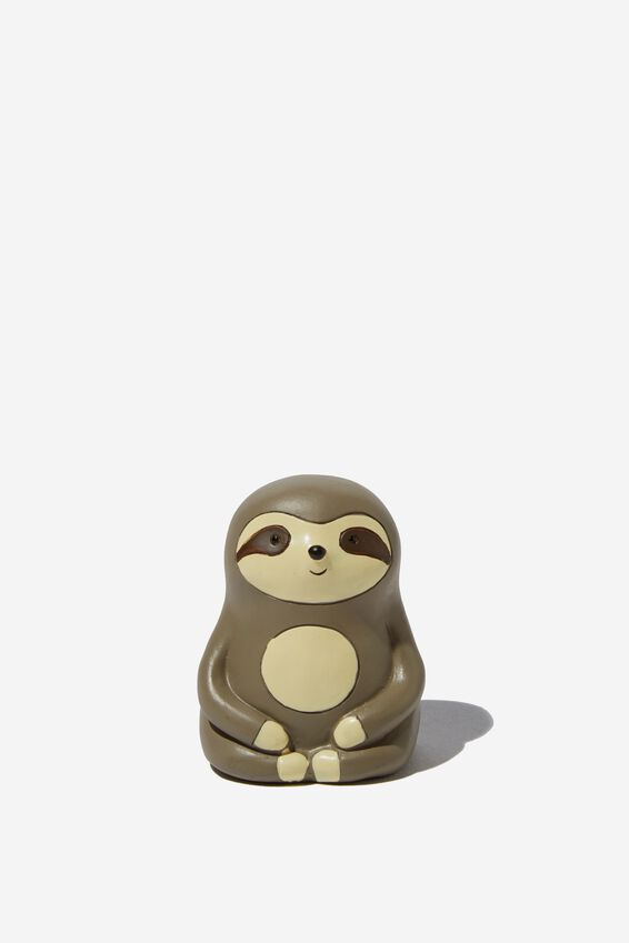 Resin Pencil Sharpener, SLOTH