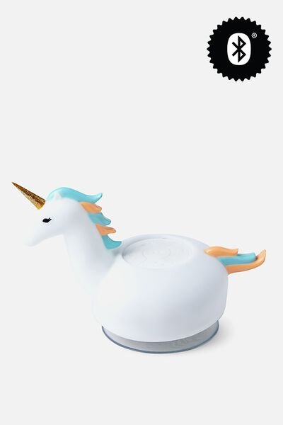 Novelty Shower Speakers, UNICORN