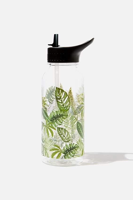 Drink It Up Bottle, FERN FOLIAGE