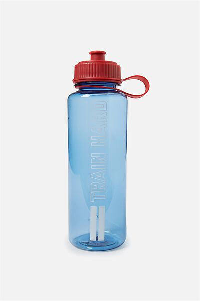The Quencher Drink Bottle, WORK HARD