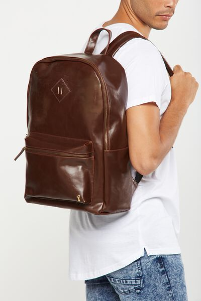 Buffalo Backpack, RICH TAN