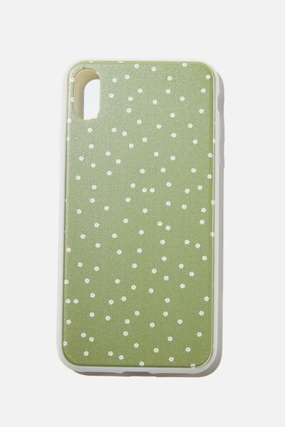 Protective Phone Case Xs Max, MICRO DAISY TUSSOCK