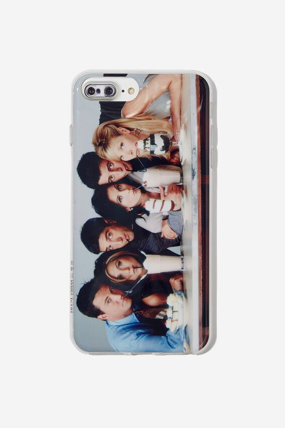 Friends Phone Cover, LCN WB FRIENDS PHOTO
