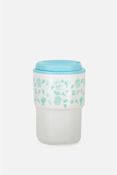Reuse Me Coffee Cup, CACTUS & SUCCULENT