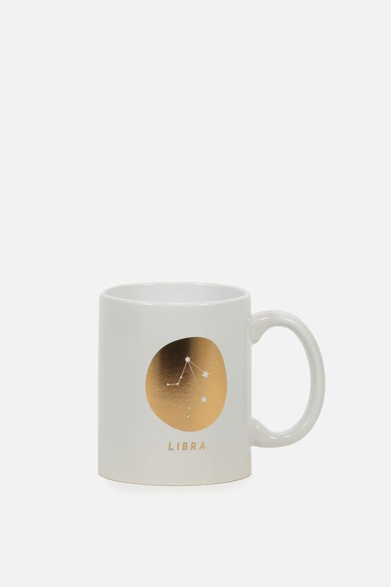 Zodiac Mug, LIBRA