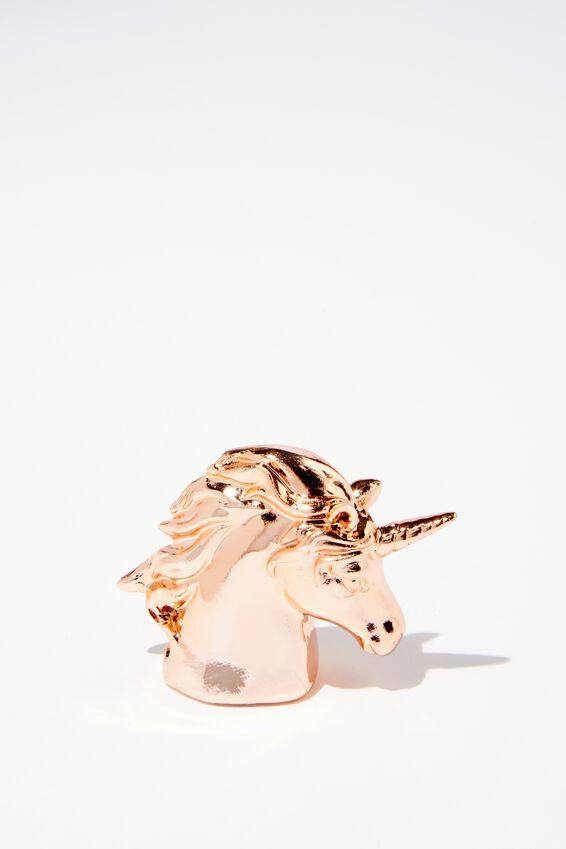 Resin Pencil Sharpener, RG UNICORN HEAD