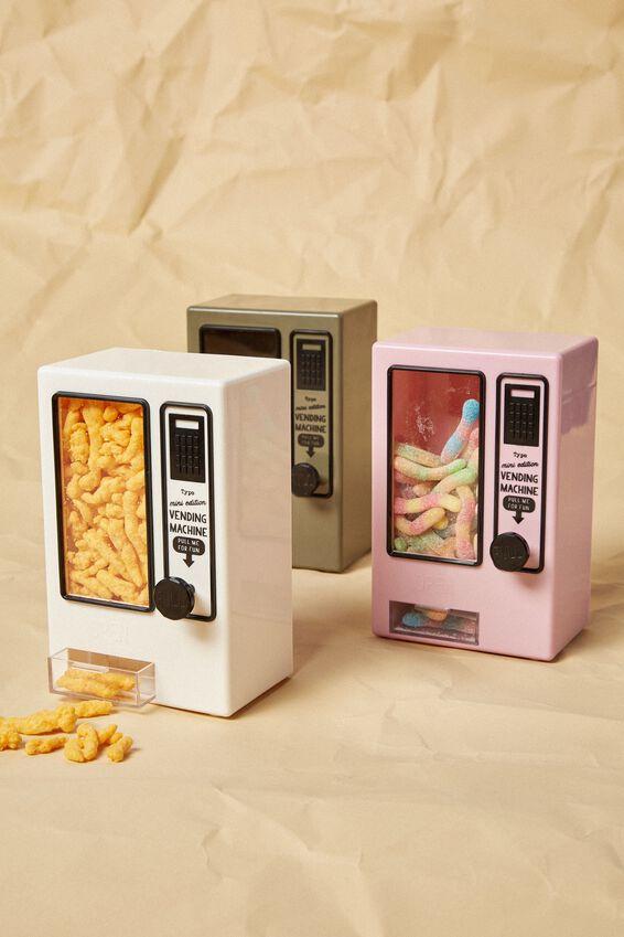 Mini Vending Machine, ECRU
