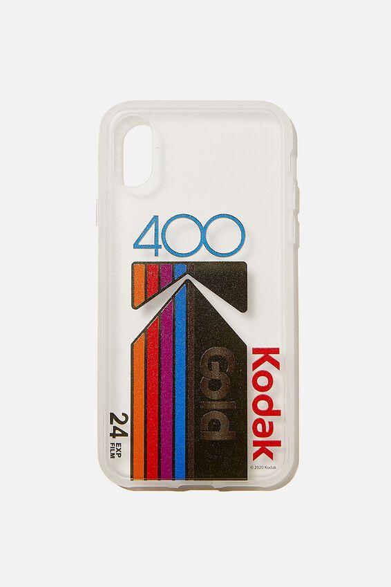 Kodak Snap On Protective Phone Case X, Xs, LCN KODAK