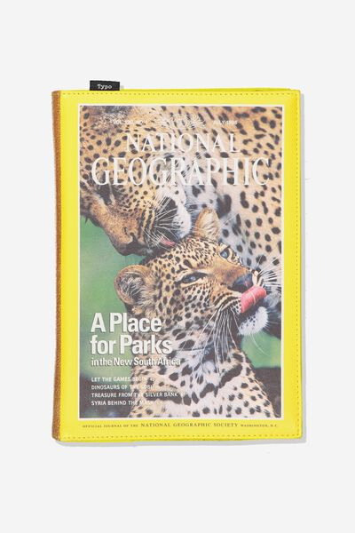 Novelty Book Pencil Case, LCN UNI NAT GEO