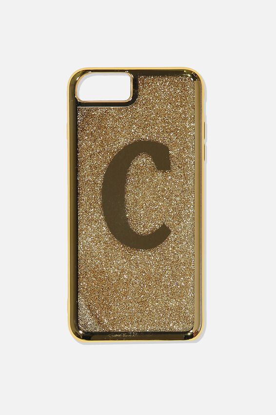 Shake It Phone Case 6, 7, 8 Plus, GOLD C