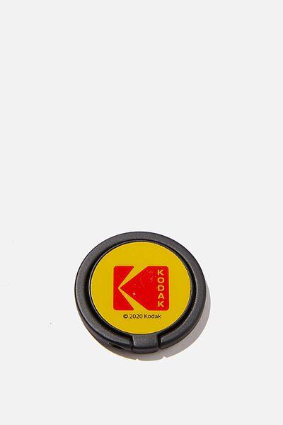 Licenced Metal Phone Ring, LCN KODAK