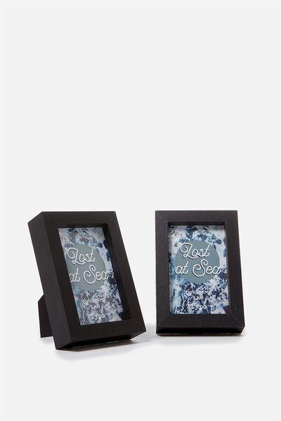 Mini Frames, BLACK