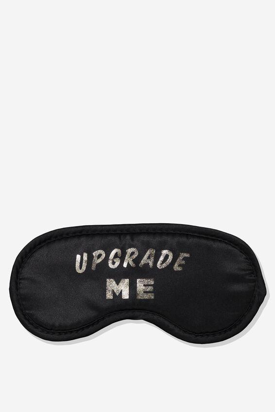 Premium Sleep Eye Mask, GOLD UPGRADE