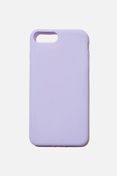 Recycled Phone Case iPhone 6,7,8 Plus, PALE LILAC