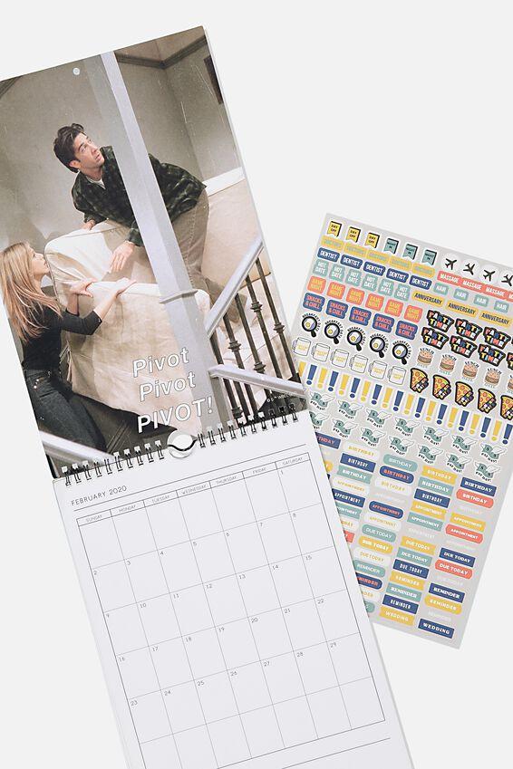 2020 Get A Date Calendar, LCN WB FRIENDS