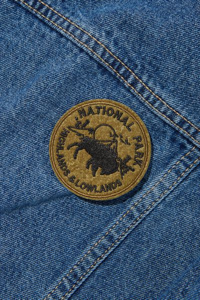 Fabric Badge, OXEN NATIONAL PARK