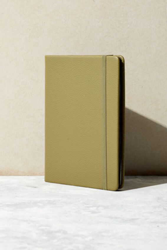 A5 Buffalo Journal, KHAKI