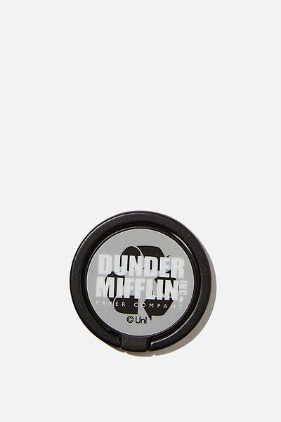 Licenced Metal Phone Ring, LCN UNI OF DUNDER MIFFLIN