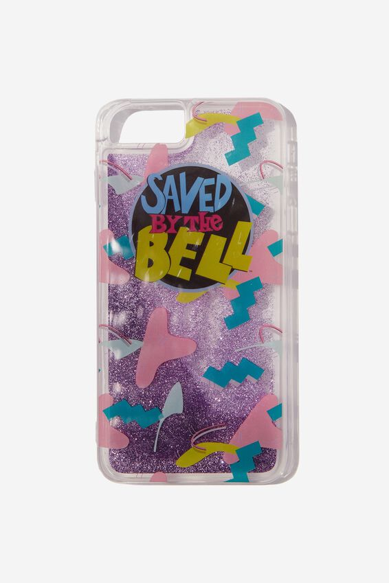 Saved By The Bell Phone Case 6,7,8 Plus, LCN UNI SAVED BY THE BELL