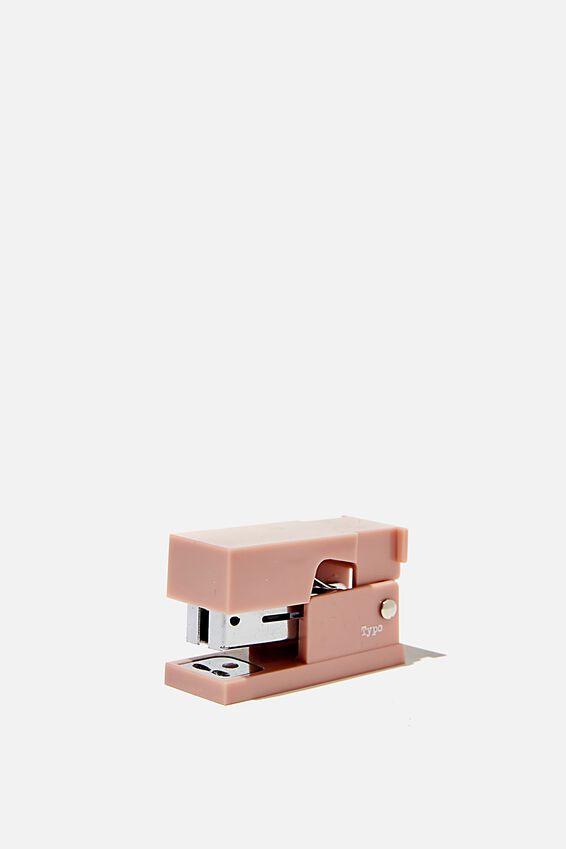Mini Stapler, PINK