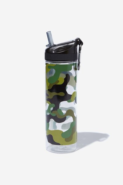 The Clipper Drink Bottle, CAMO