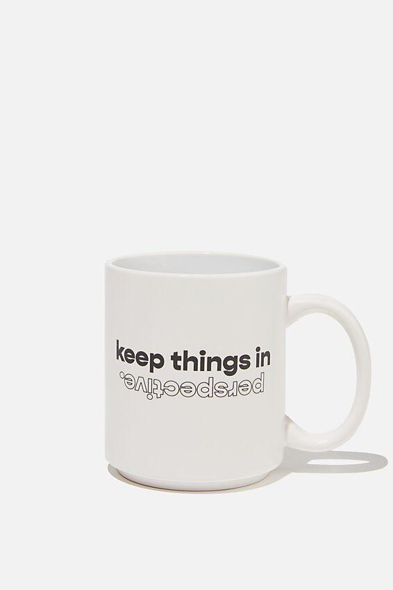 Daily Mug, PERSPECTIVE