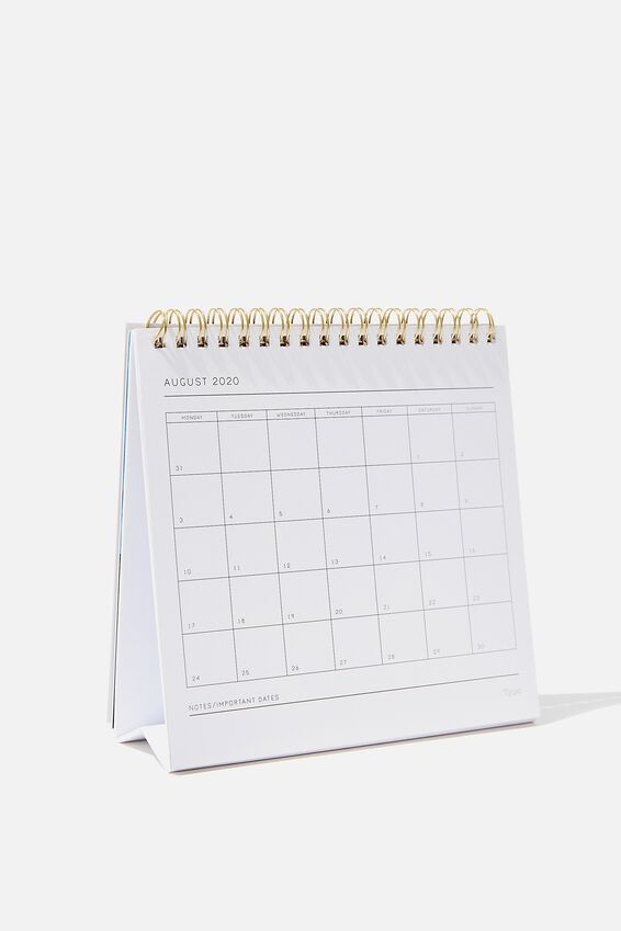 2020 Get A Date Flip Desk Calendar, LCN WB HARRY POTTER