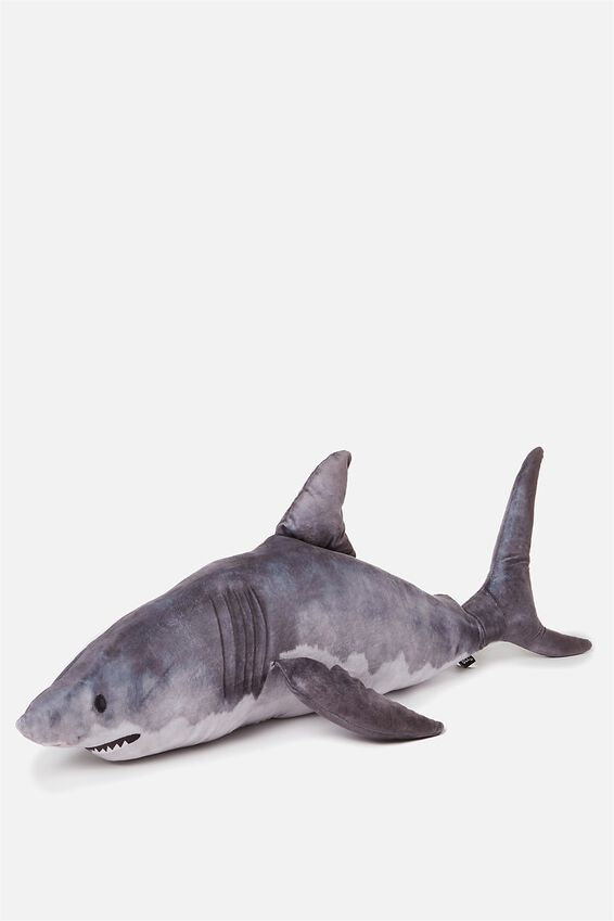 Get Cushy Cushion, SHARK