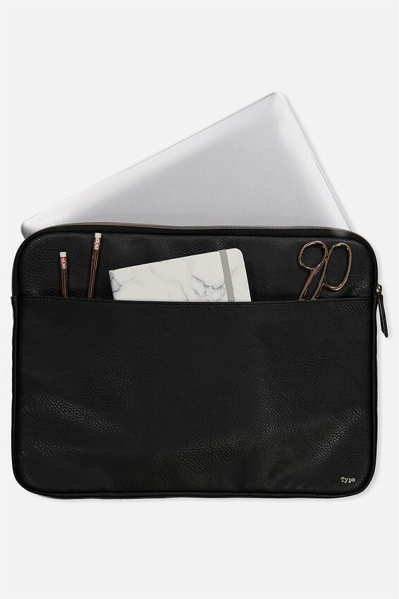 Core Laptop Cover 15 Inch, BLACK