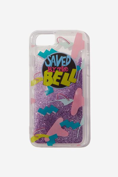 Shake It Phone Case Universal 6,7,8, LCN UNI SAVED BY THE BELL