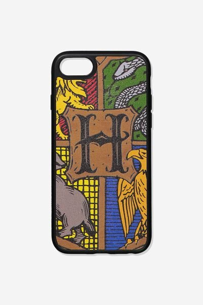 Snap On Protective Phone Case 6, 7, 8, LCN WB HPO HARRY POTTER
