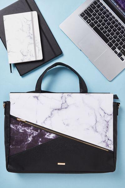 Premium Laptop Bag 15 Inch, MARBLE