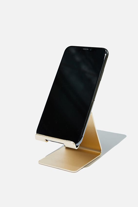 Phone Stand, GOLD