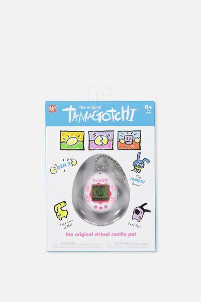 Tamagotchi, ORIGINAL WHITE PINK