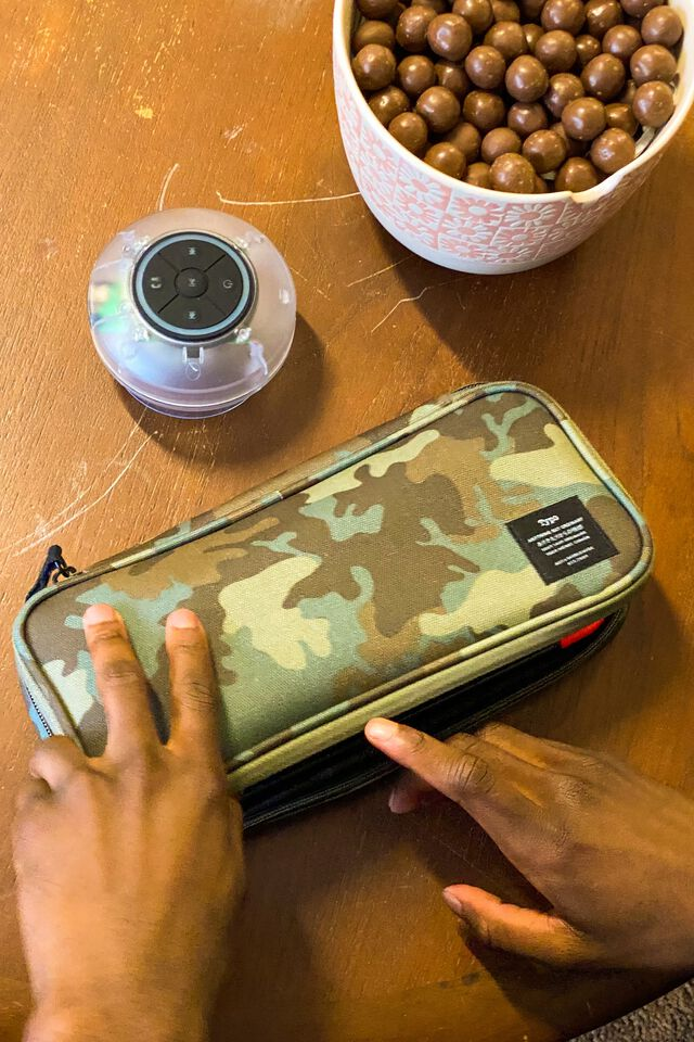 Switch It Up Protective Case, CAMO