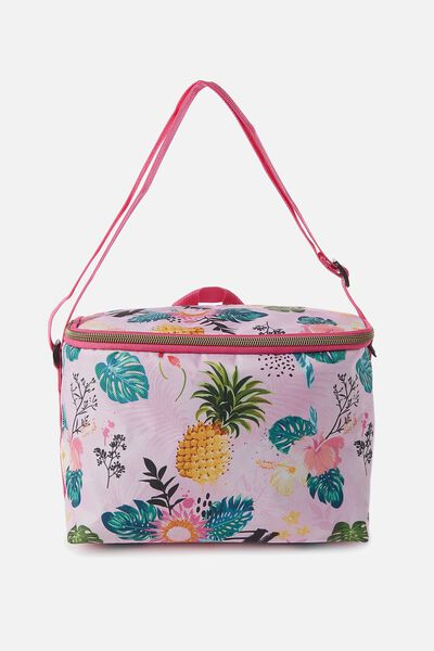 Cooler Lunch Bag, PINEAPPLE