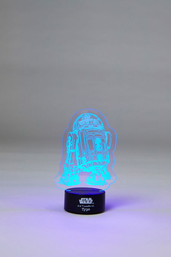 Star Wars Acrylic Light, LCN R2D2